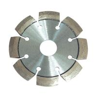 Abrasion Resistant Diamond Cutting Blade Laser Welded For Grooving And Cutting Out Cracks Manufactures