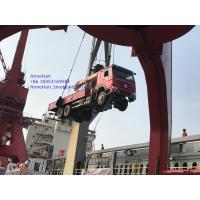 Quality HOWO 6x4 10 Ton Folding Boom Truck Mounted Crane for sale
