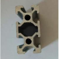 China Mill Finished Industrial Aluminium Profile 6005 For Production Line on sale