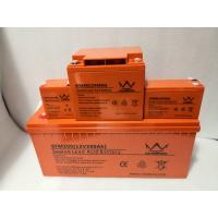 Multi Color Lead Acid Gel Battery , 2 Volte Gel Cell Deep Cycle Battery Manufactures