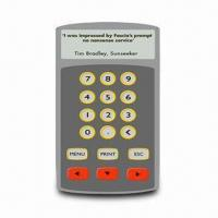 General Poly Dome Membrane Keypad Switch, -40 to +80 Degrees Celsius Operating Temperature Manufactures