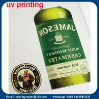 UV Flatbed Printing Service on Acrylic Manufactures
