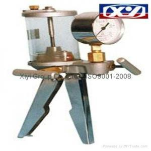 Hand Operating Pressure Pump ( High Pressure)0-100mpa Manufactures