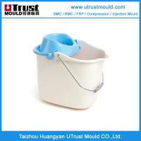 China Plastic injection mold  bucket of roto mould maker China on sale