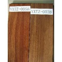 China Stained Bamboo Floor (Teak Grain) on sale