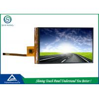 China Projective Capacitive LCD Touch Panel 4.5'' PC To Glass Structure Dust Free on sale