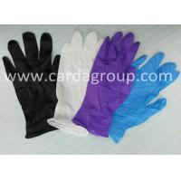 Disposable Nitrile Gloves Manufactures