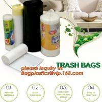Individually Packed Waste Bags, Single Folded bag, individual packed bag,