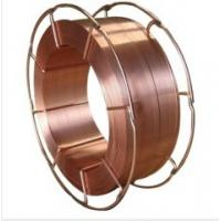 High quality co2 gas shielded welding wire er70s-6 plastic spool Manufactures