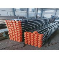 Vermeer Case HDD Drill Pipe Oilfield Tubing Heat Treatment Self Connecting Mode Manufactures