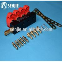 Quality 4cyl injector rail for CNG LPG conversion kits for automobiles for sale