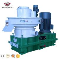 5-6T/H Indonesia pellet making machine production line with CE Certification Manufactures