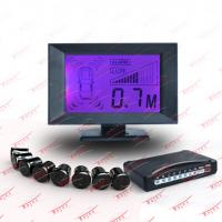 China Waterproof LCD Parking Assist System with  Beep alert on sale