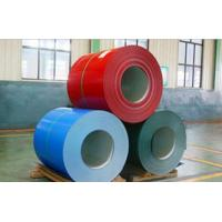China 0.50mm Pre Painted Galvanized Steel Coil Color Coated PPGI Steel Coil ASTM A653 on sale
