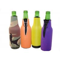 Heat Preservation Single Can Cooler Bag Multi Color 3mm - 4mm Thickness Manufactures