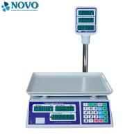 LED Display Digital Scale Machine Customized Color Cost Effective For Retail Business Manufactures