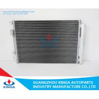 Car Air Conditioning Condenser / Nissan Condenser D22 1998 OEM 92110-2S401 Manufactures