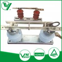 Outdoor Medium Voltage / Low Voltage Isolator Switch for Power Station Manufactures