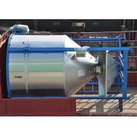 Volume 3000L Plastic Mixing Machine 2150*2500*3700mm Corrosion Resistance Manufactures