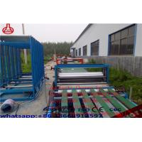 Precast Eps Concrete Sandwich Wall Panel Making Machine / Production Line Fully Automatic Manufactures