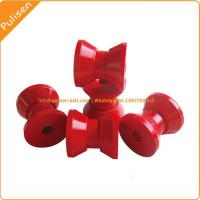 PU parts Polyurethane costing wheel part for Truck Accessories Manufactures