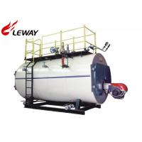 China Steam Output Oil Fired Hot Water Furnace , Oil Steam Boiler 26 - 65KW Power Consumption on sale