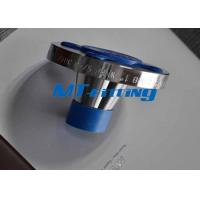 Class1500 ASME / ANSI B16.5 F347 Stainless Steel Welded Neck Flanges Pipe Fittings For Connection Manufactures