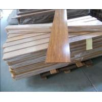 Carbonized Click Strand Woven Bamboo Flooring Manufactures