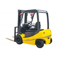 3500kg Capacity Electrical Flameproof Forklift , Engineering Industrial Lift Truck Manufactures