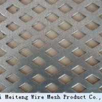 Standard Round Hole Perforated Metal (Real Size) Manufactures