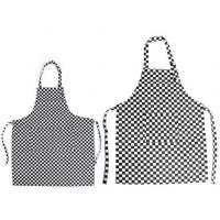 Cotton Material Cute Cooking Aprons Customized For  Home Cooking Baking Manufactures