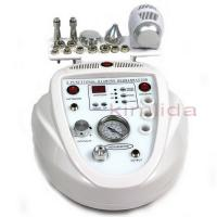 3 in 1 Diamond Microdermabrasion Machine ultrasound For Stretch marks Manufactures