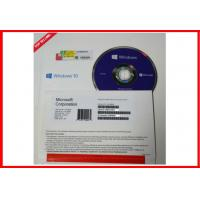 China Microsoft Windows 10 Pro Software OEM Pack , Win10 Home Geniune License on sale
