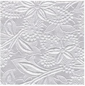 Embossed floral aluminum foil paper Manufactures