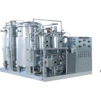 China Cola or Sprite Soda Drinks Mixer Carbonated Beverage Processing Equipment for Filling Plant on sale