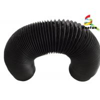 Aluminum PVC Fire Rated Flexible Ducting , Collapsible Ventilation Air Duct Hose Manufactures