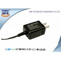 OEM ODM 12v Switching Power Adapter , ac dc switching adapter with 2 Years Warranty Manufactures