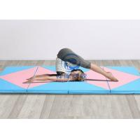 Portable Yoga Fitness Compact Folding Exercise Mat Gym Camping Manufactures