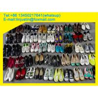 Summer Grade A Quality A Used Shoes Wholesale in Container Manufactures