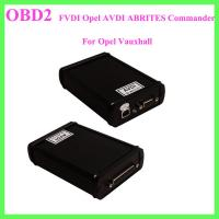 FVDI Opel AVDI ABRITES Commander For Opel Vauxhall Manufactures