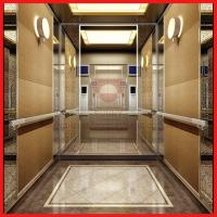 Large Load Passenger Lift Elevator For Apartment / Villa / Private House , Traction Ratio 2/1 Manufactures