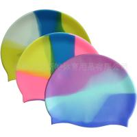Hot Sale Silicone Swimming Cap / swim hat Manufactures