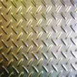 China SGS stainless steel checkered plates supplies ASME,  ASTM for food processing on sale