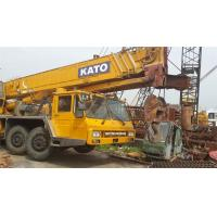 Used KATO Crane NK500E-V ,Good Condition , 50 Ton Crane Manufactures