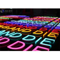 Electronic Flexible Outdoor Neon Lights Customized Size Long Life Manufactures