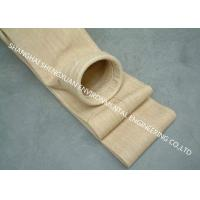Asphalt Mixing Plant Dust Collector Filter Bags , Nomex Filter Bags For Dust Cleaning Manufactures