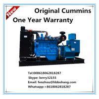 Quality 20KW biogass generator set China for sale