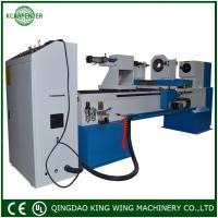 cnc wood lathe machine for bed chair legs Manufactures