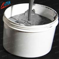 Silicone High Temperature Thermal Grease Power Conversion Equipment Laptop GPU Manufactures