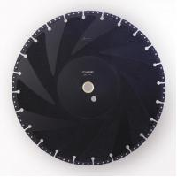 Vacuum Brazed Universal Diamond Cutting Blade Perfect Safety No Vibration No Wobbling Manufactures
